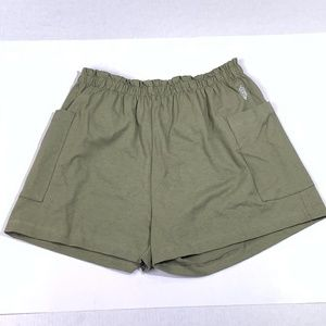 FP Movement High Waist Work Out Shorts Size L